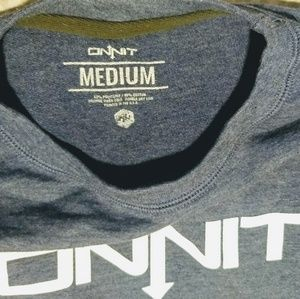 Tops - ONNIT Blue Sweater Medium